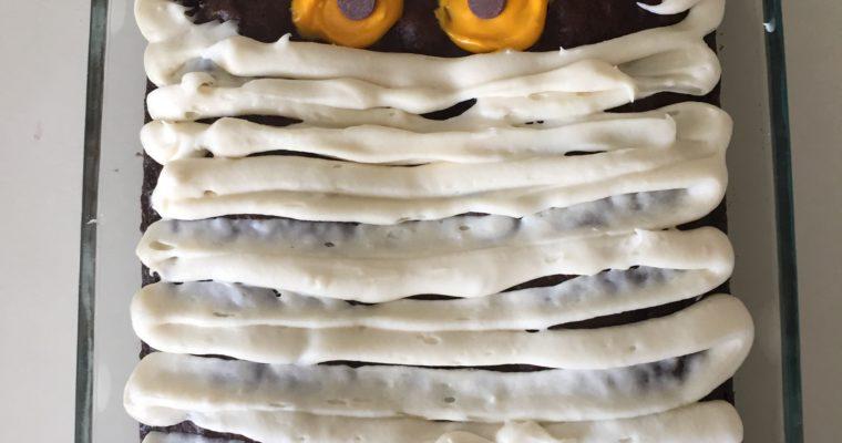 Fast and Yummy Mummy Cake