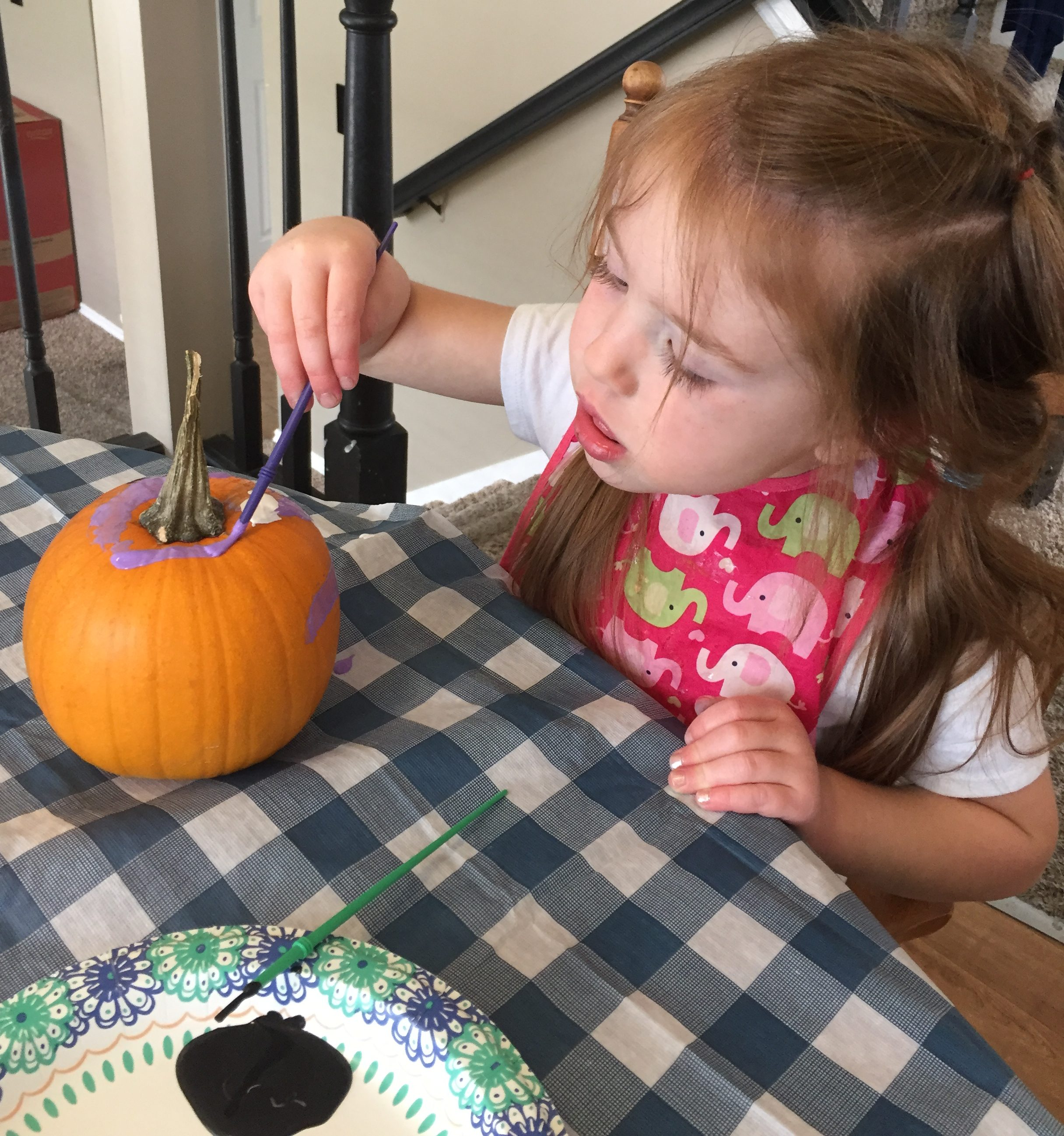 3 Ways Anyone Can Decorate Pumpkins A Red Hair Girl