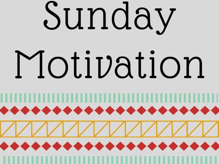 Sunday Motivation: Darkness and Light