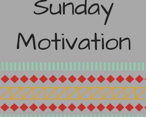 Sunday Motivation: Positive Attitude