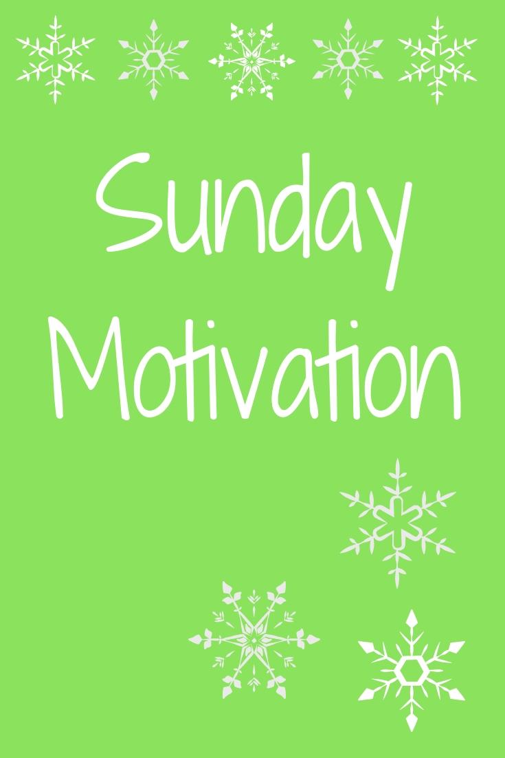 Sunday Motivation: Magic of Christmas